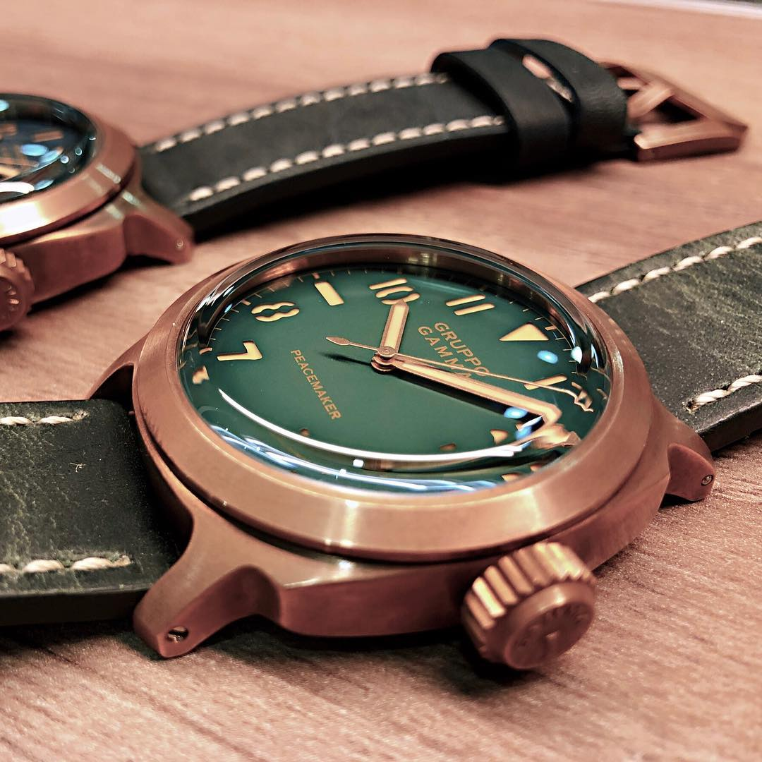 Gruppo Gamma Peacemaker PN-17 Dive Watch
