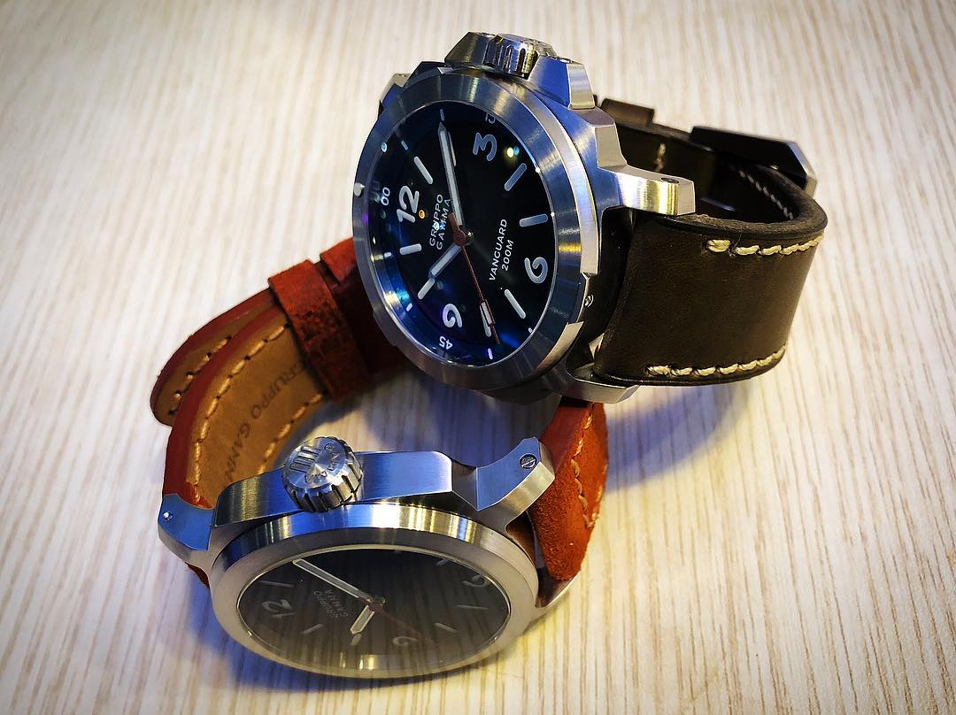 Gruppo Gamma Vanguard Dive Watch