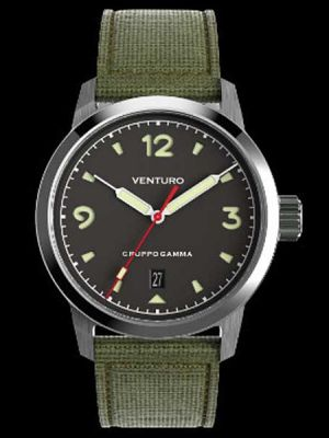 Venturo Field Watch #1 Black