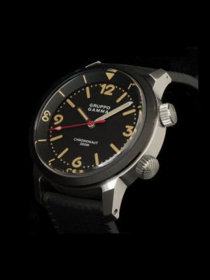 Gruppo Gamma Chrononaut C-01R Dive Watch