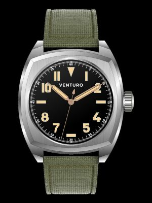Venturo Field Watch #2 Black