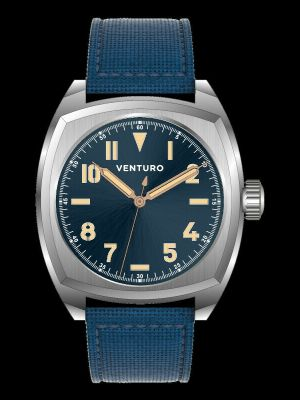 Venturo Field Watch #2 Sunburst Blue