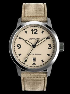 Venturo Field Watch #1 Cream