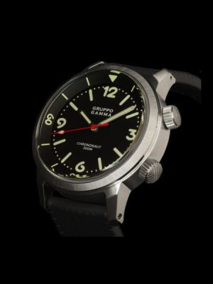 Gruppo Gamma Chrononaut C-01 Dive Watch