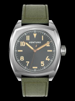 Venturo Field Watch #2 Sunburst Grey
